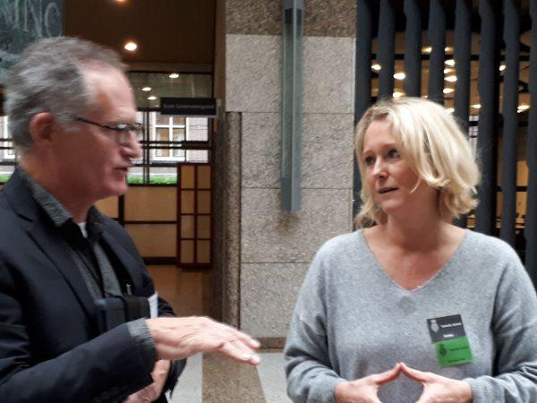 Basisinkomen even op de Radar in Den Haag