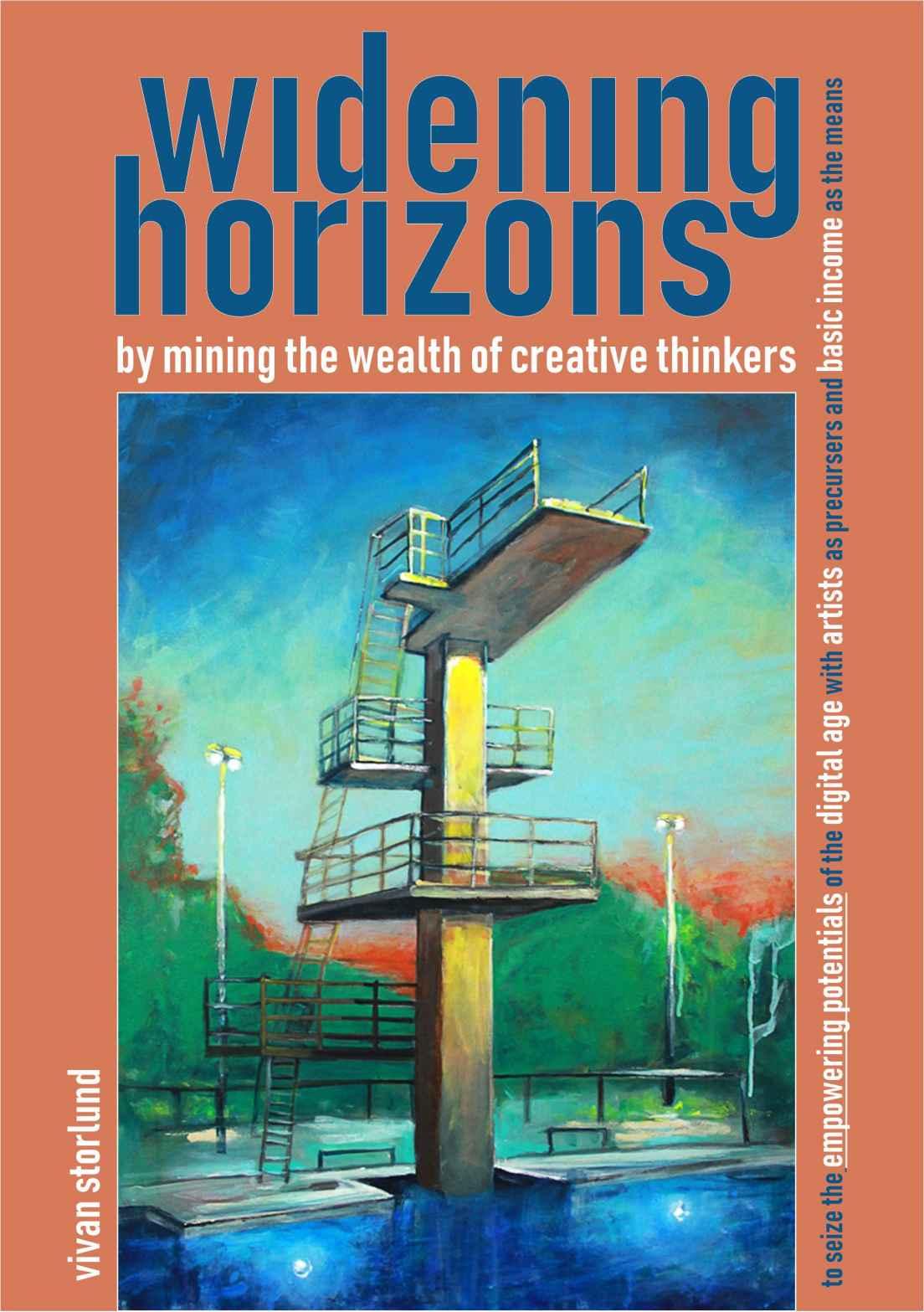 Widening horizons Boek omslag