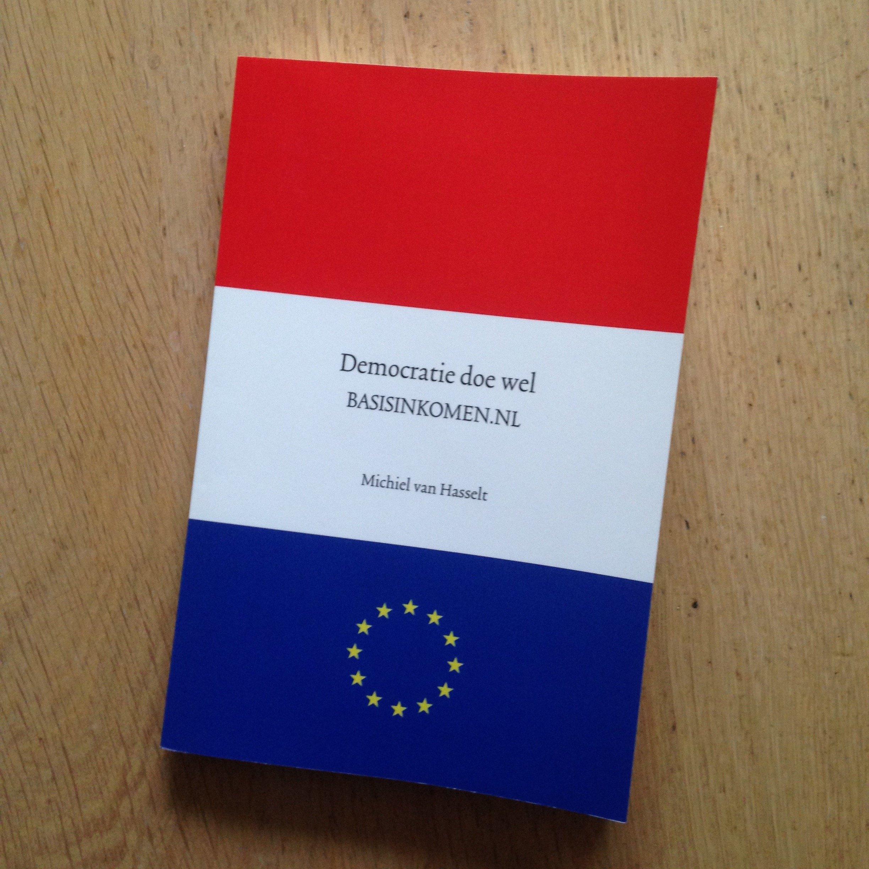 Democratie doe wel Basisinkomen Boek omslag