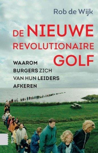 De nieuwe revolutionaire golf Boek omslag