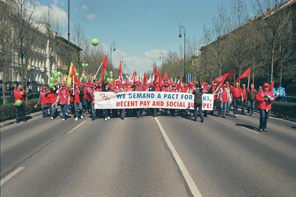 Waarom verdedigen de vakbonden het onvoorwaardelijk basisinkomen niet (Dat zouden ze juist wel moeten doen)?